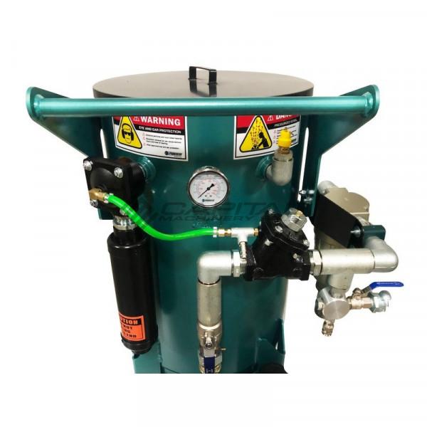 Multiblast Pro320 140 Litre Blasting Machine Basic Package 004