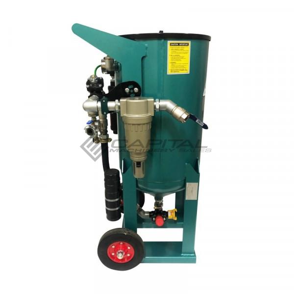 Multiblast Pro320 140 Litre Blasting Machine Basic Package 006