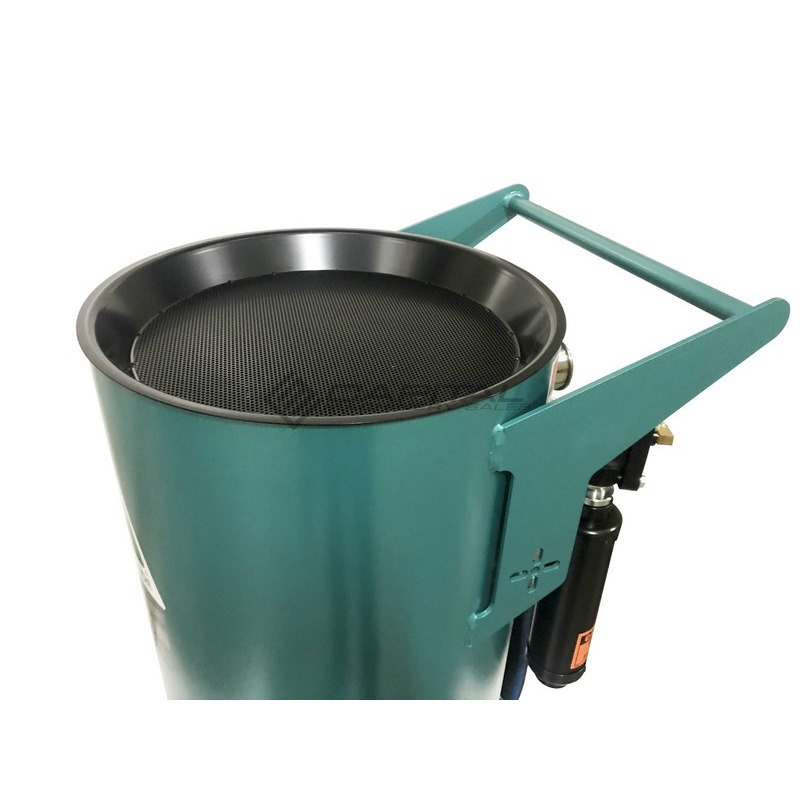 Multiblast Pro400 174 Litre Blasting Pot Equipment Basic Package 008