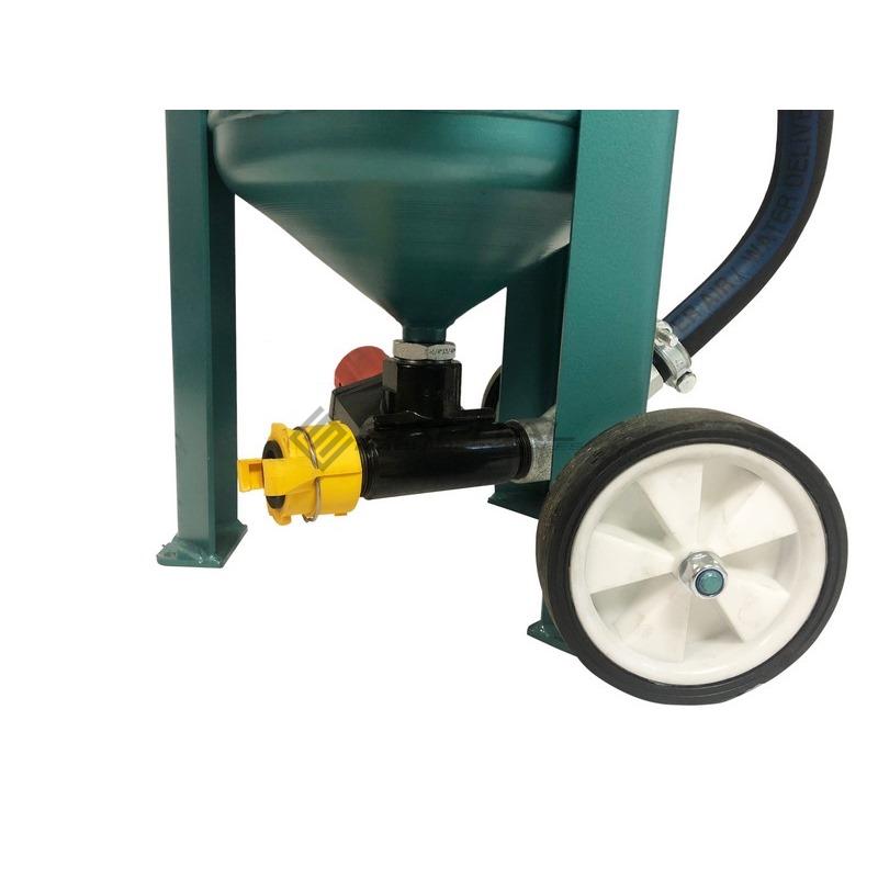 Multiblast Pro45 20 Litre Sandblasting Pot Machine Full Package 004