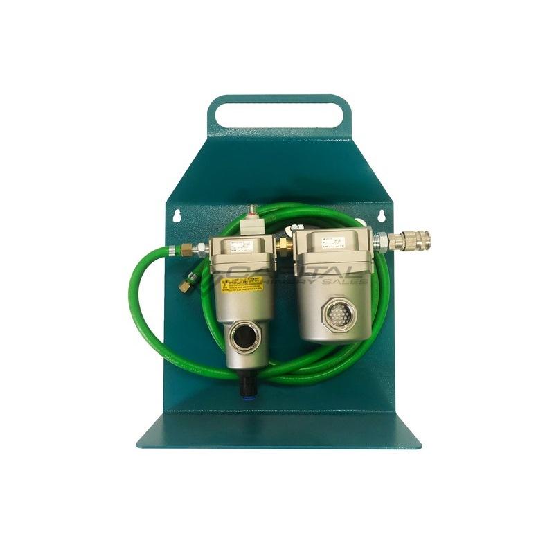 Multiblast Pro45 20 Litre Sandblasting Pot Machine Full Package 006