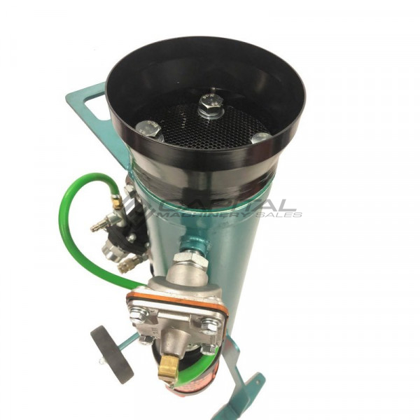 Multiblast Pro16 7 Litre Sandblasting Pot Machine Full Package With Soda Blasting Kit 008