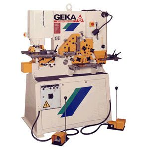 Geka 55 A S and SD