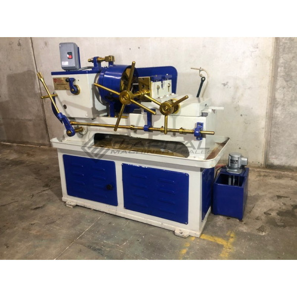 Smg 10 40 Bed Type Bar Threading Machine 3 8 1 1 2 003