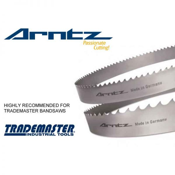 Trademaster Bandsaw Blades Image