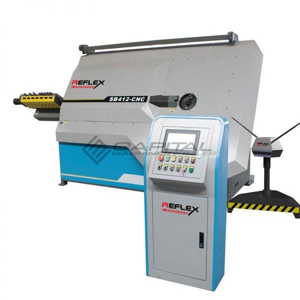 Reflex Sb412 Cnc Rebar Stirrup Bending Machine For Sale Australia
