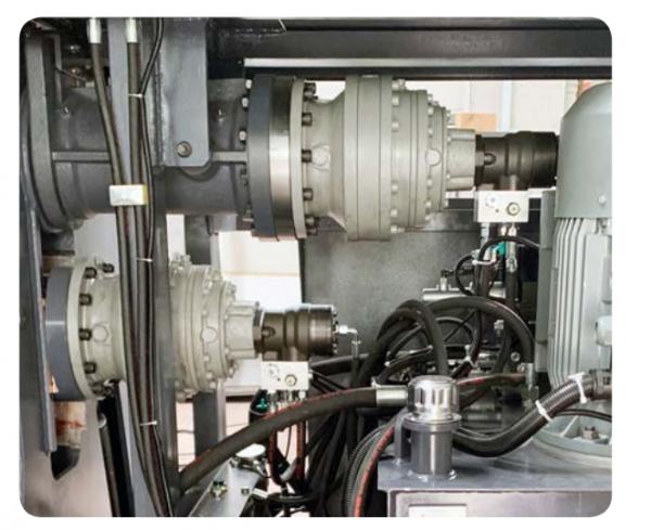 Anerka H4 2050 140 High Torque Drive System