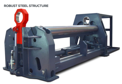 Anerka H4 2050 140 Robust Steel Structure