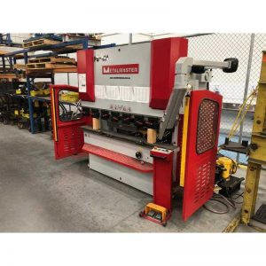 Used Machinery MetalMaster PB 40A–Hydraulic NC Pressbrake