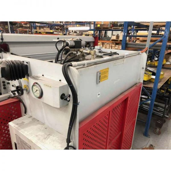Used Machinery Pb 40a–hydraulic Nc Pressbrake