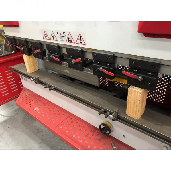 Used Pressbrake For Sale Metalmaster Pb 40a Hydraulic