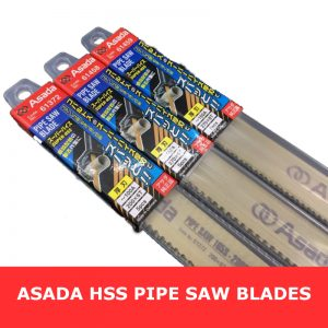 Asada Hss Pipe Saw Blades 1