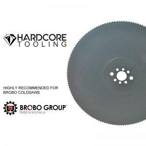 Brobo Blades For Model Coldsaw S400b 315mm Diameter X 2 5mm Thickness X 32mm Bore X 160 Teeth