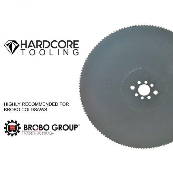 Brobo Blades For Model Coldsaw Vs4000d 315mm Diameter X 2 5mm Thickness X 32mm Bore X 160 Teeth