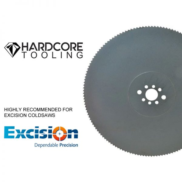 Excision Coldsaw Blades For Excision 350 Smd 350mm Diameter