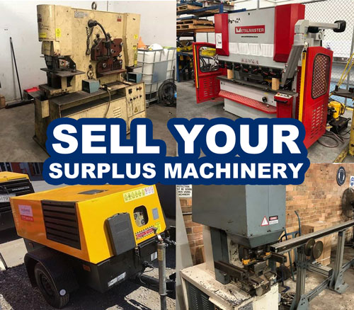 Homepage Sell Your Surplus Machinery Capital Machinery Sales Australia