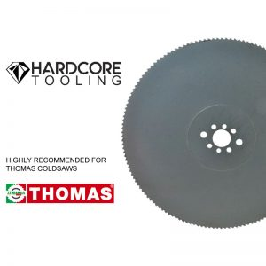 Thomas Coldsaw Blades For Model Super Technics 350 350mm Diameter