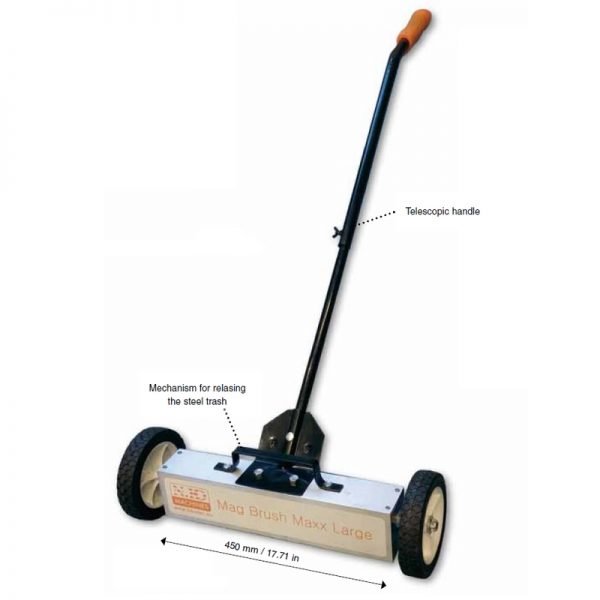 Blitzer Nko Magnetic Sweeper Mag Brush Maxx Large 004