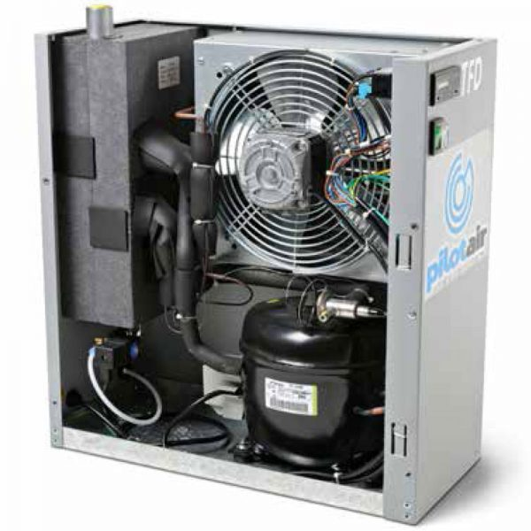 Pilot Air Tfd Series Refrigerated Compressed Air Dryers Insideccomponents