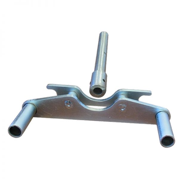 Smg Roll Groover Adaptor To Suit Asada B50 Ridgid 916 Roll Groover