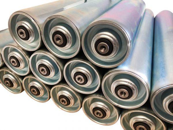 Steel Conveyor Roller 60mm Diameter X Length 605mm 003