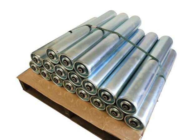 Steel Conveyor Roller 89mm Diameter X Length 605mm004