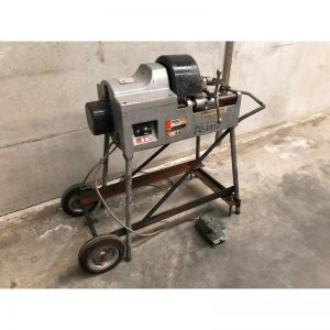 Used Asada Bar And Bolt Threading Machine 001