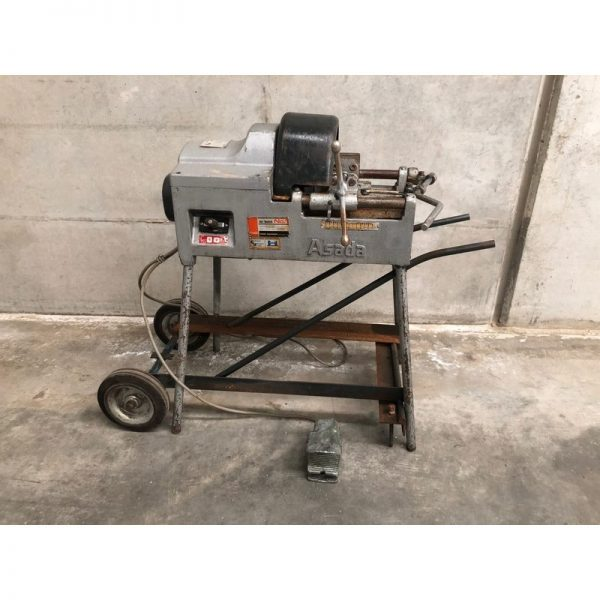 Used Asada Bar And Bolt Threading Machine 002