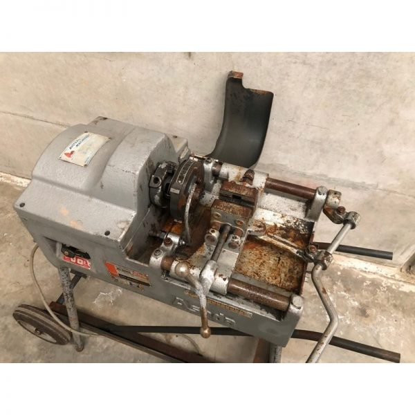 Used Asada Bar And Bolt Threading Machine 005