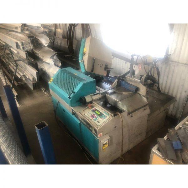 Used Imet Bs350 60 Afi Nc Bandsaw 007