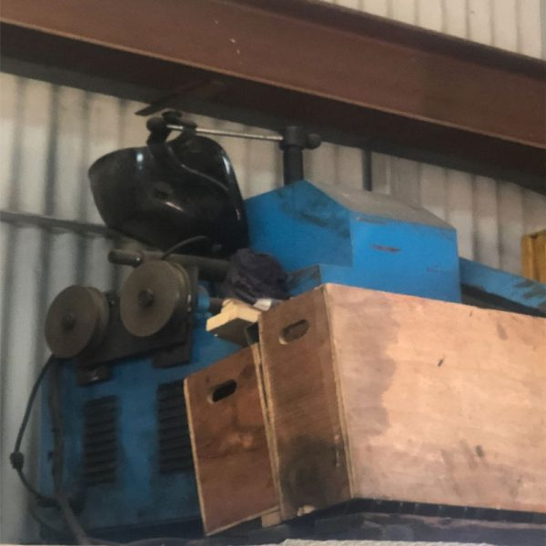 Used Section Rolls Electric Capital Machinery Australia