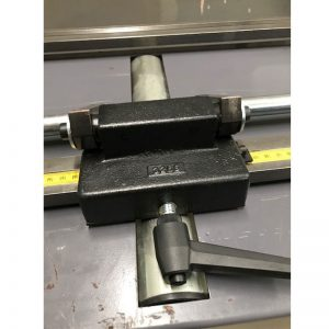 Bomar Manual Length Stop 3m 254 003 001