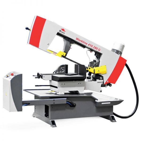 Bomar Workline 410 280g Mitre Cutting Bandsaw 001