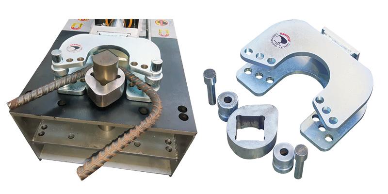 Bramley Probender 35t Hydraulic Bending Machine Rebar Bending Attachment