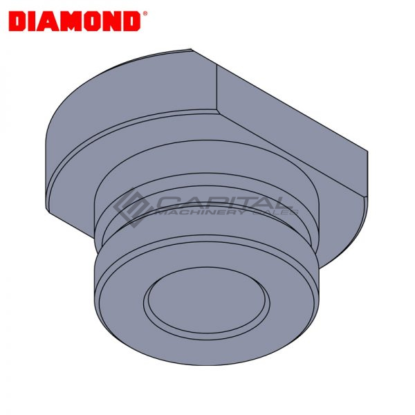 Diamond Ep19v Round Punch And Dies Set 4