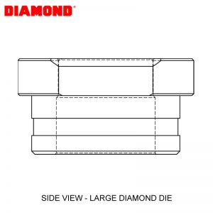 Diamond Ep2110v Round Die 1