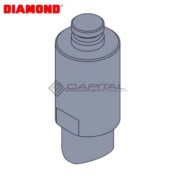 Diamond Ep2110v Round Punch 1