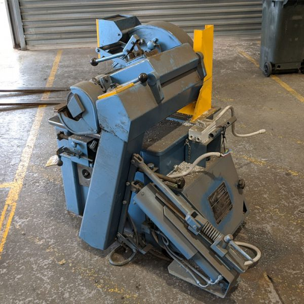 Used Trennjaeger High Speed Circular Metal Saw Ts01 001