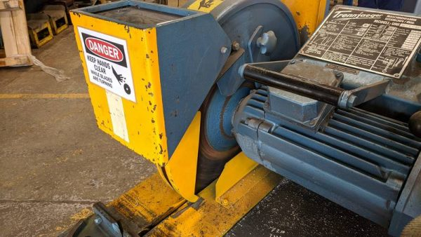 Used Trennjaeger High Speed Circular Metal Saw Ts01 005