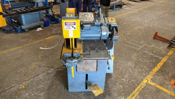 Used Trennjaeger High Speed Circular Metal Saw Ts01 008