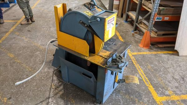 Used Trennjaeger High Speed Circular Metal Saw Ts01 009