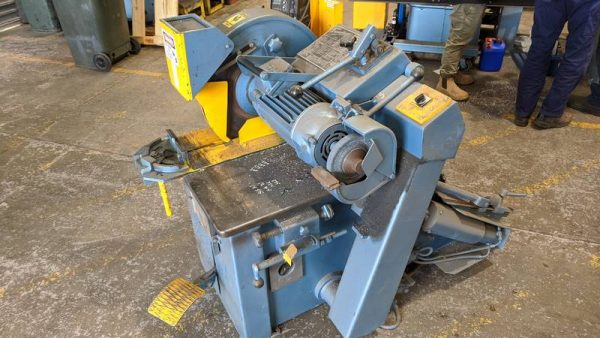 Used Trennjaeger High Speed Circular Metal Saw Ts01 010