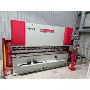 Used Metalmaster Pb 40a Hydraulic Nc Pressbrake
