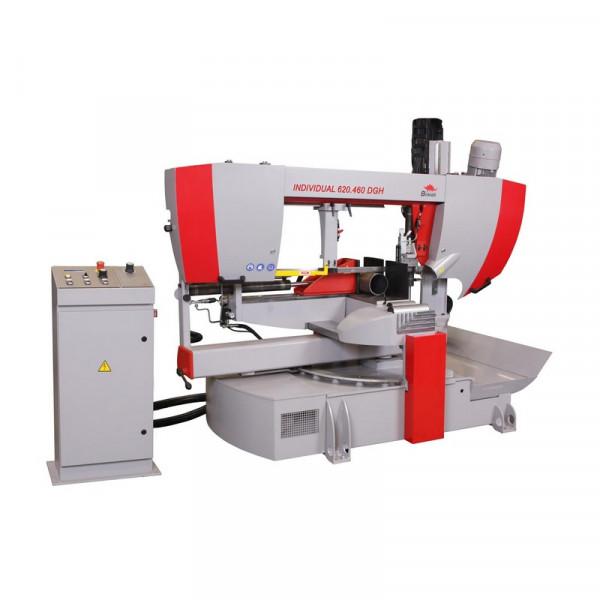 Bomar 620 460 Dgh Semi Automatic Bandsaw 001