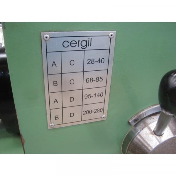 Cergil F 168 Chasing Machine 012