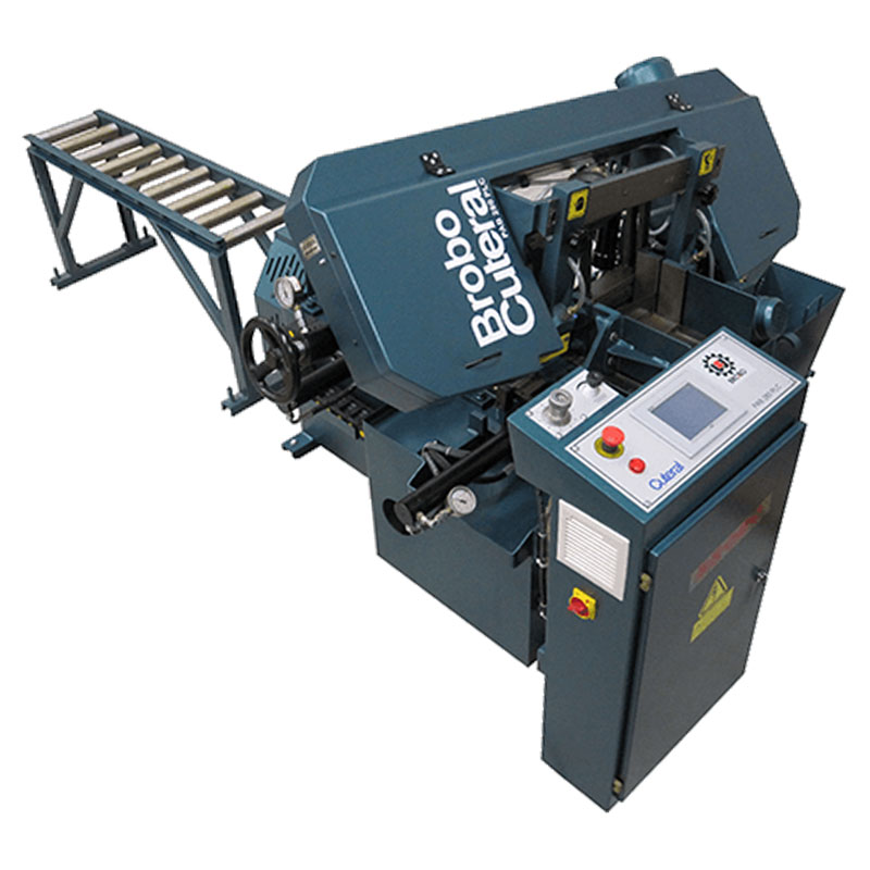 Brobo Pab280plc Fully Automatic Plc Bandsaw 001