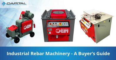 Industrial Rebar Machinery A Buyers Guide