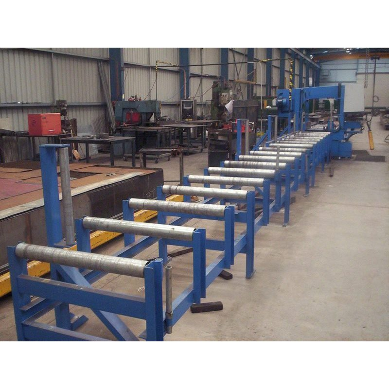 Used Parkanson Pk700dms And Conveyor System 2
