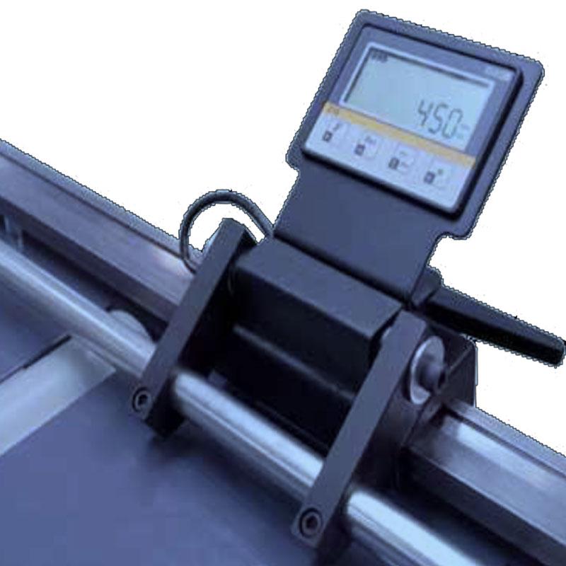 Bomar Manual Length Stop With Digital Display 254 613