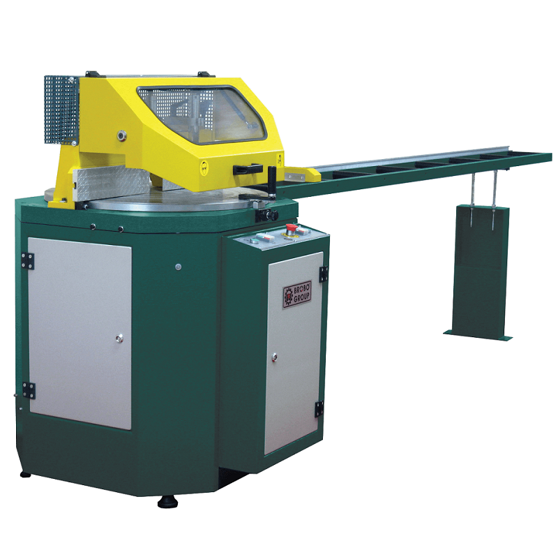 Brobo Tnf125 Up Cut Aluminium Saw